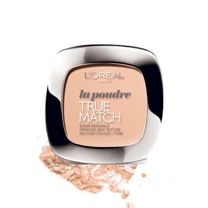 Buy L'Oreal Paris True Match Pressed Powder Caramel Beige W7-Purplle