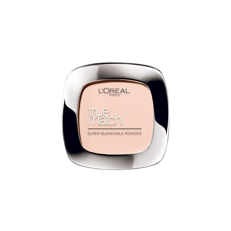 Buy L'Oreal Paris True Match Pressed Powder Rose Vanilla 2.R / 2.C (9 g)-Purplle
