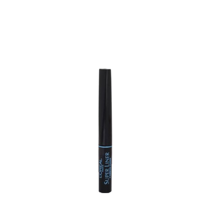 Buy L'Oreal Paris Superliner Carbon Gloss Eyeliner Carbon Black 01-Purplle