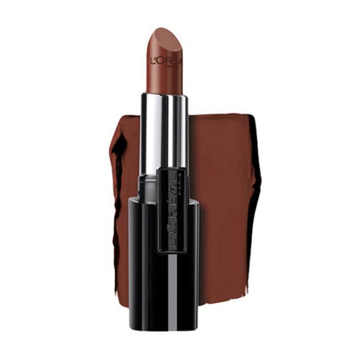 Buy L'Oreal Paris Infallible Le Rouge Lipstick Resilient Rasin 829 (2.5 g)-Purplle