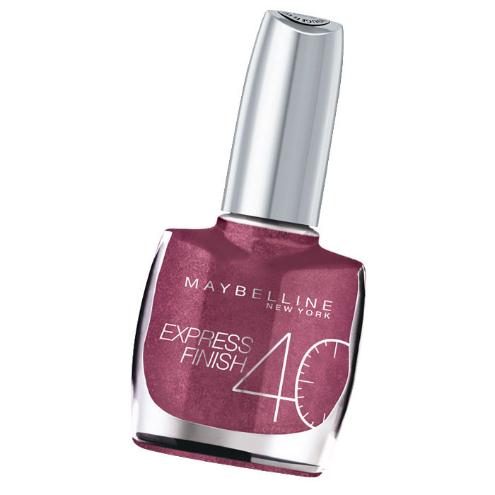 Buy Maybelline Express Finish Nail Color Violet Doux/ Soft Doux (225)-Purplle