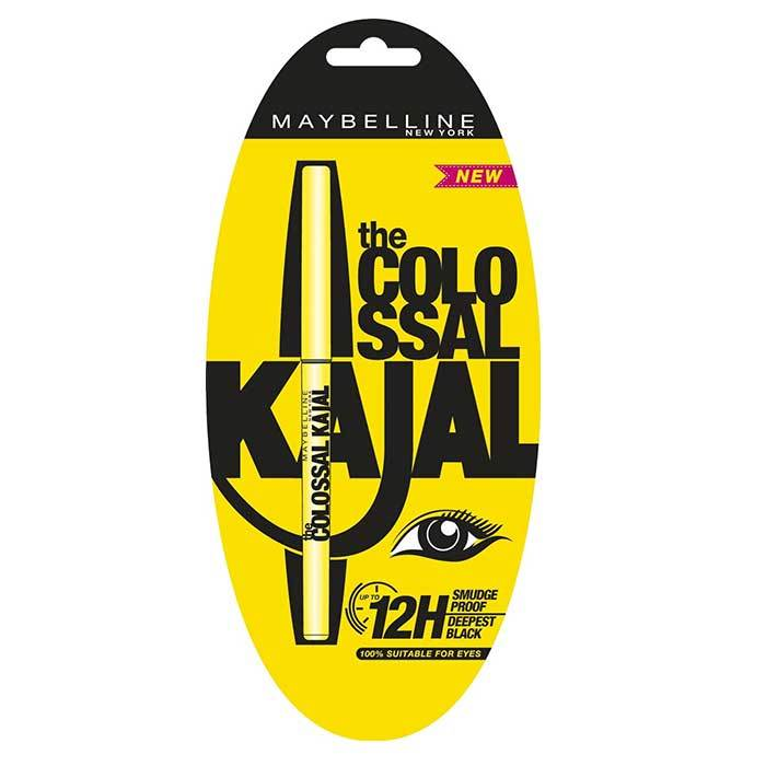 Buy Maybelline New York Colossal Kajal (0.35 g)-Purplle