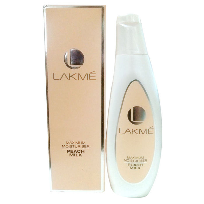 Buy Lakme Peach Milk Maximum Moisturiser (60 ml)-Purplle