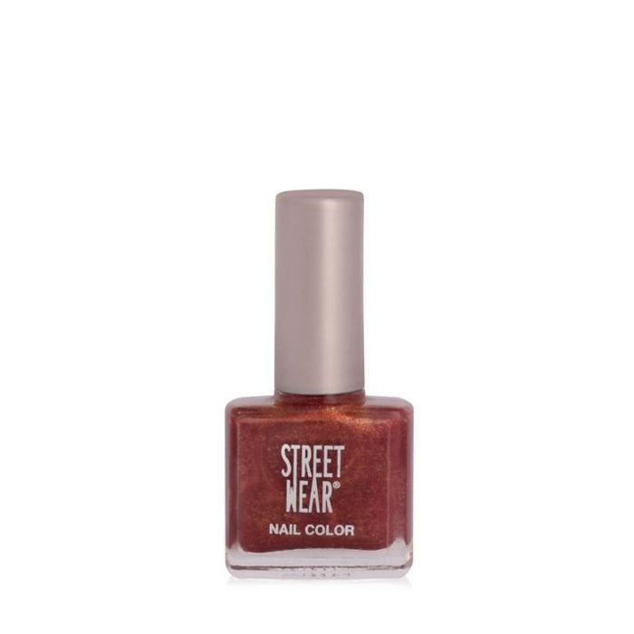 Buy Street Wear Color Rich Nail Enamel Berry Shine 79 (5 ml)-Purplle