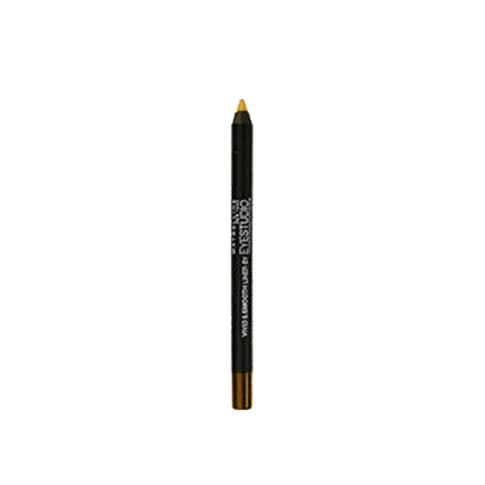 Buy Maybelline Vivid & Smooth Gold Liner (006)-Purplle