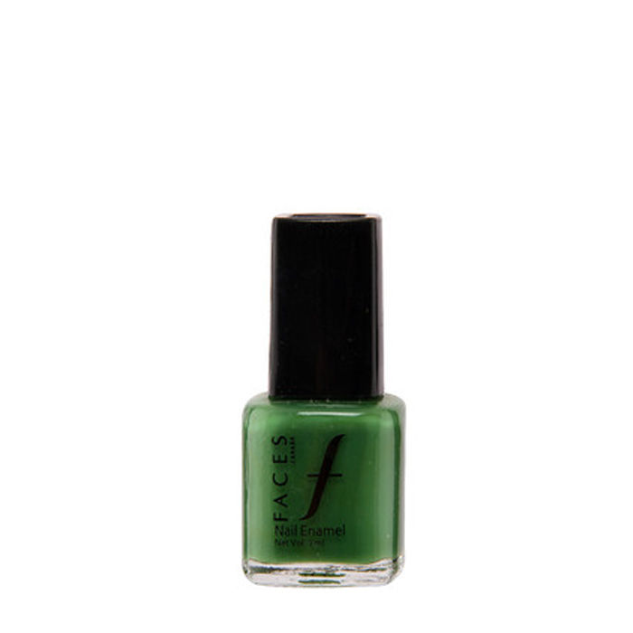 Buy Faces Canada Nail Enamel Go Green (8 ml)-Purplle