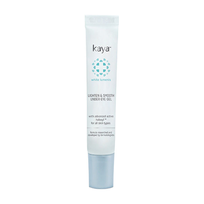 Buy Kaya Lighten & Smooth Under Eye Gel (15 ml)-Purplle