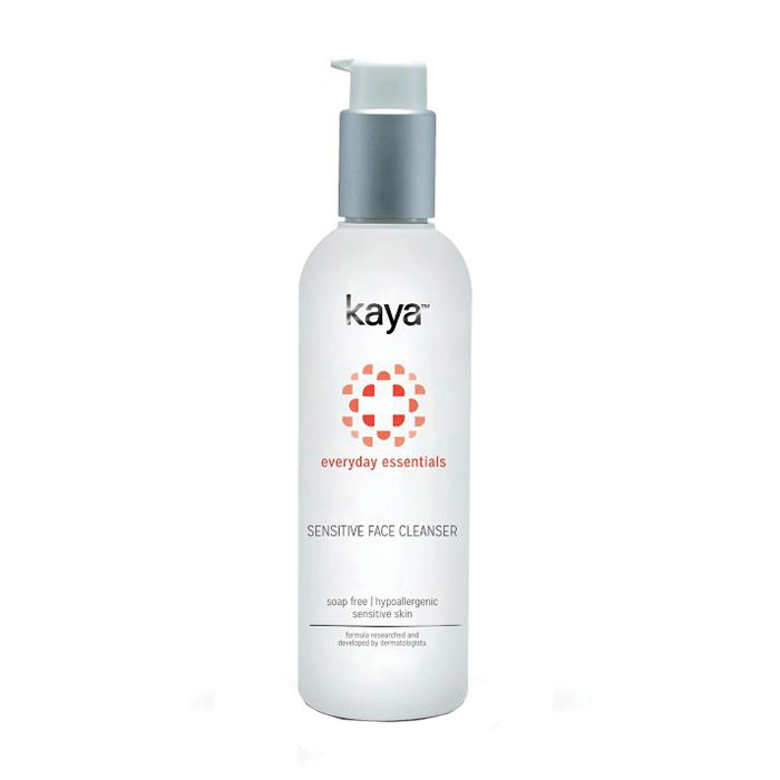 Buy Kaya Face Cleanser for Sensitive Skin (200 ml)-Purplle