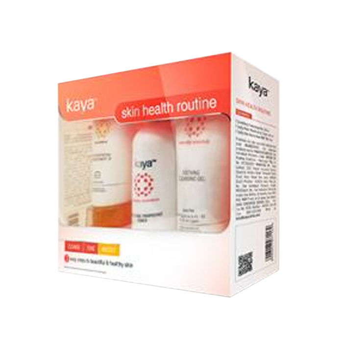 Buy Kaya Skin Health Routine-Purplle