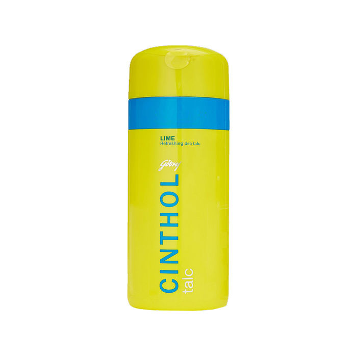 Buy Cinthol Talc Lime Refreshing Deo Talc (300 g)-Purplle