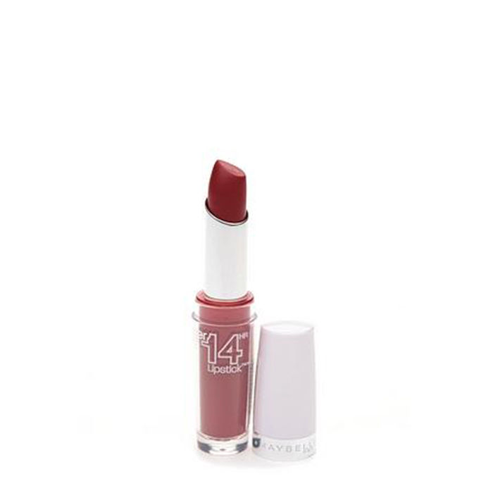 Buy Maybelline Superstay 14hr Lipstick Continuous Cranberry 060 (3.3 g)-Purplle