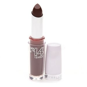 Buy Maybelline Superstay 14hr Lipstick Wine And Forever 100 (3.3 g)-Purplle