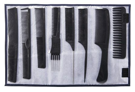Buy Roots Professional Karbon Combs Kit-Purplle