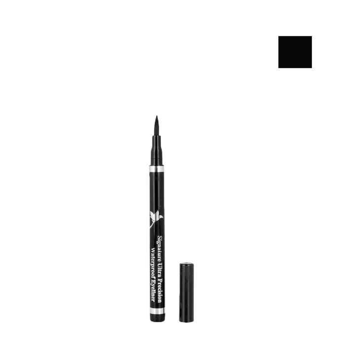 Buy Anna Andre Paris Signature Ultra Precision Waterproof Eyeliner (60699)-Purplle