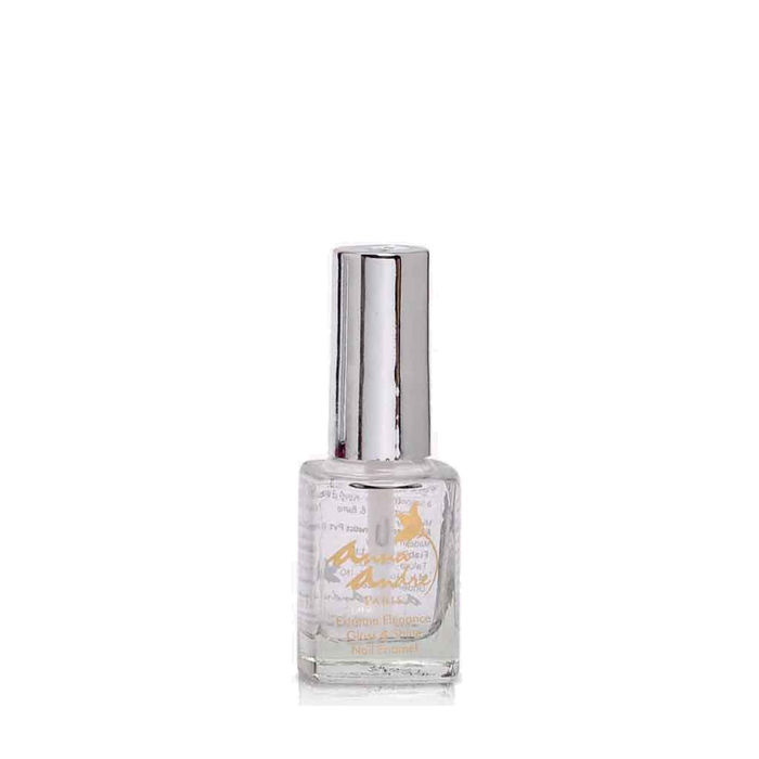 Buy Anna Andre - Extreme Elegance Gloss and Shine Nail Enamel 80001 Top Coat (9 ml)-Purplle