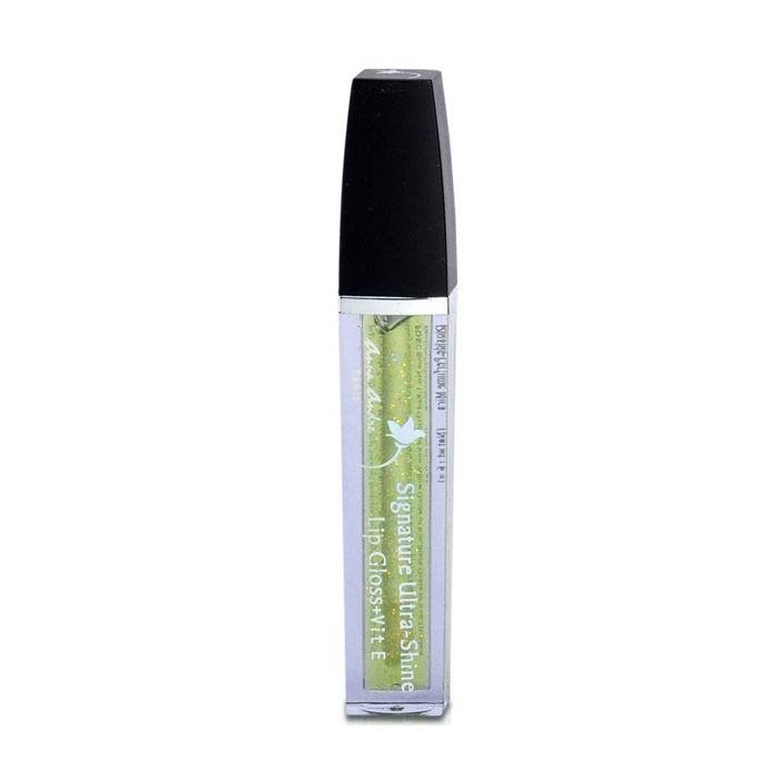 Buy Anna Andre Paris Signature Ultra Shine Lip Gloss Green Apple 50012-Purplle