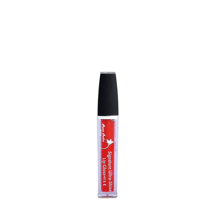 Buy Anna Andre Paris Signature Ultra Shine Lip Gloss Red Cherry 50026-Purplle