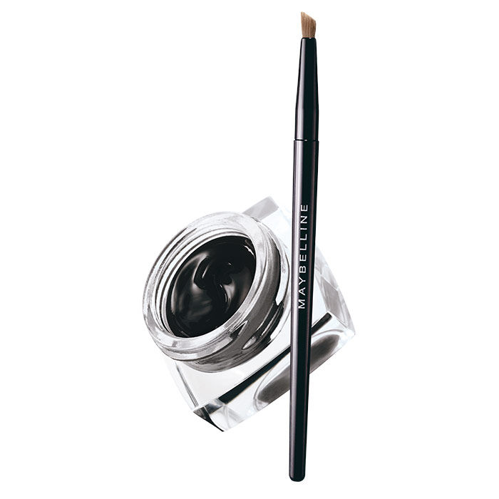 Buy Maybelline Lasting Drama Gel Liner Black (001) - Pack of 2-Purplle