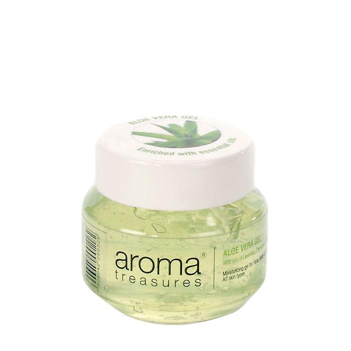 Buy Aroma Treasures Aloe Vera Gel (125 g)-Purplle