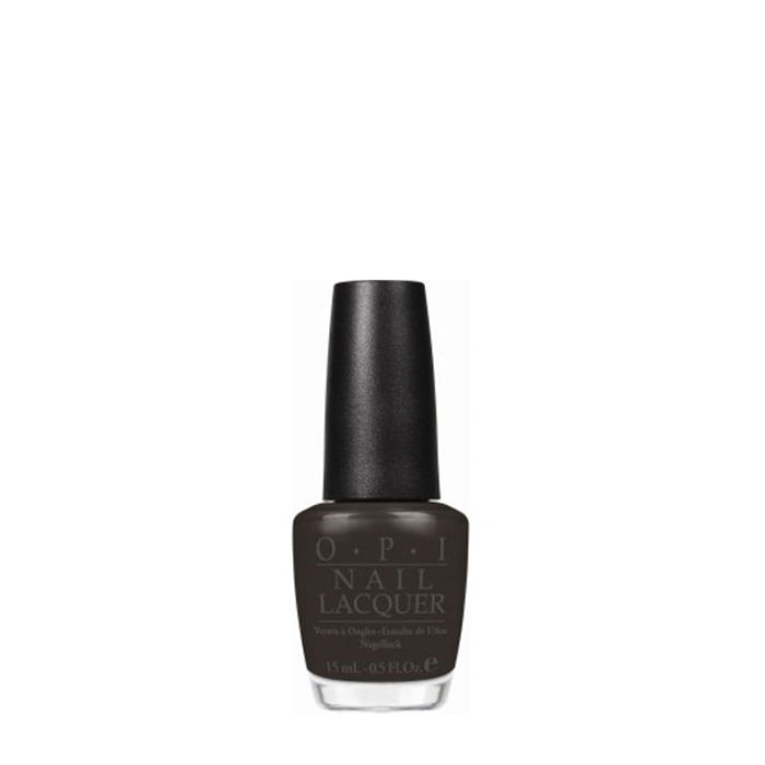 Buy O.P.I. Nail Lacquer Get In The Expresso Lane (15 ml)-Purplle