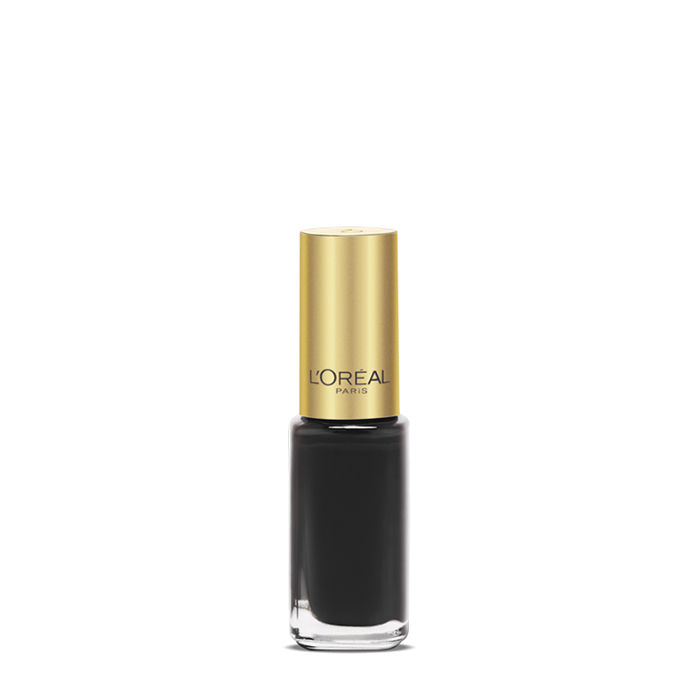 Buy L'Oreal Paris Color Riche Le Vernis Black Swan Nail Polish 702-Purplle