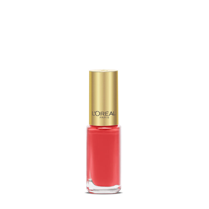 Buy L'Oreal Paris Color Riche Le Vernis So Chic Pink Nail Polish 208-Purplle