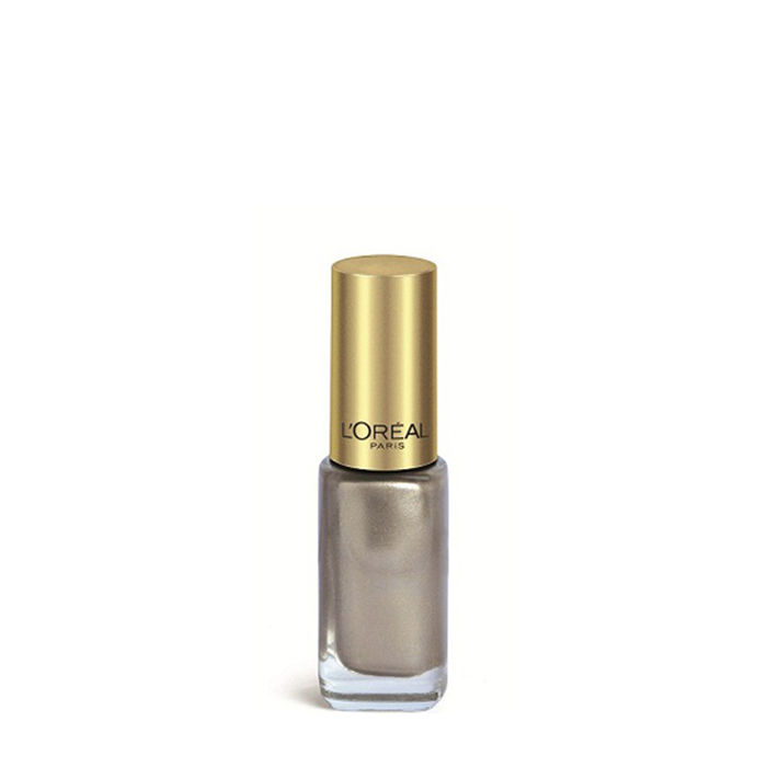 Buy L'Oreal Paris Color Riche Vernis L'Or Argent Nail Polish 828-Purplle