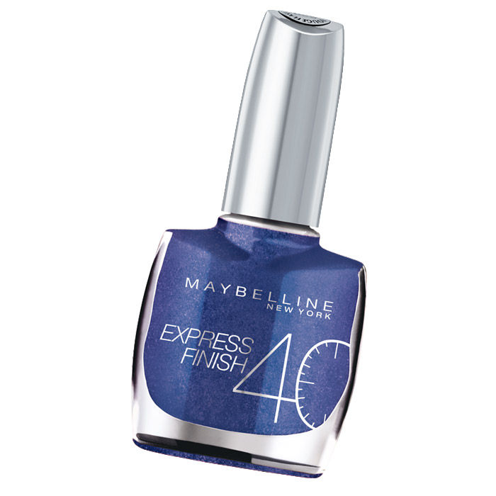 Buy Maybelline Express Finish Exotic Violet 869 (10 ml)-Purplle