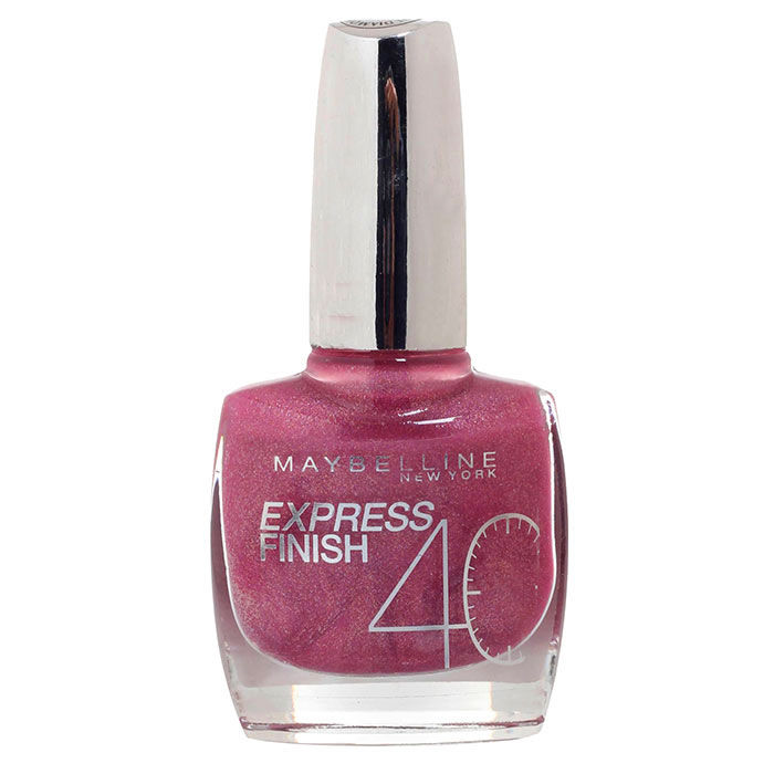 Buy Maybelline Express Finish Mauve Diamonds 230 (10 ml)-Purplle