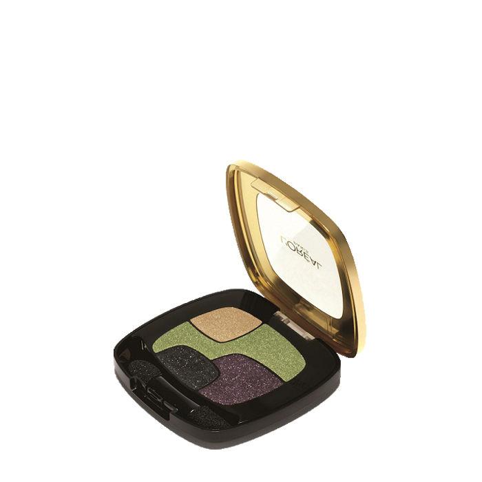Buy L'Oreal Paris Color Riche Eyeshadow Palette Hidden Gems P2-Purplle