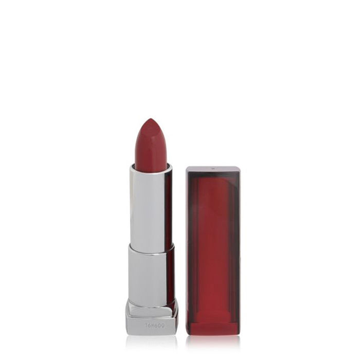 Buy Maybelline New York Color Sensational Lipstick Glamourous Red 553 (4 g)-Purplle