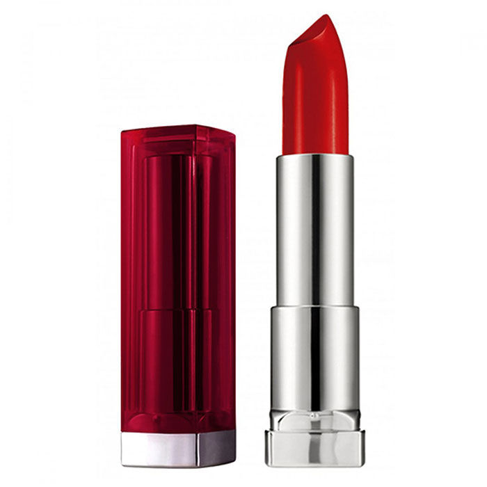 Buy Maybelline New York Color Sensational Lipstick Fatal Red 530 (4 g)-Purplle