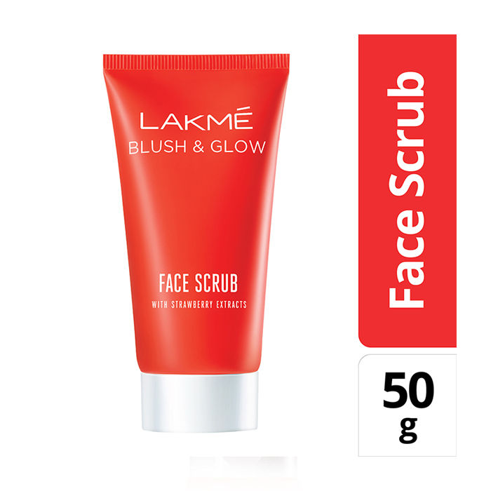 Buy Lakme Clean Up Nourishing Glow Face Scrub (50 g)-Purplle