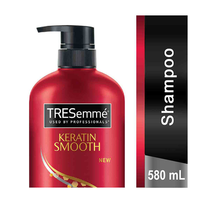 Buy TRESemme Keratin Smooth Shampoo (580 ml)-Purplle