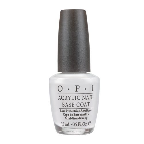 Buy O.P.I Acrylic Nail Base Coat 12 Oz Siz-Purplle