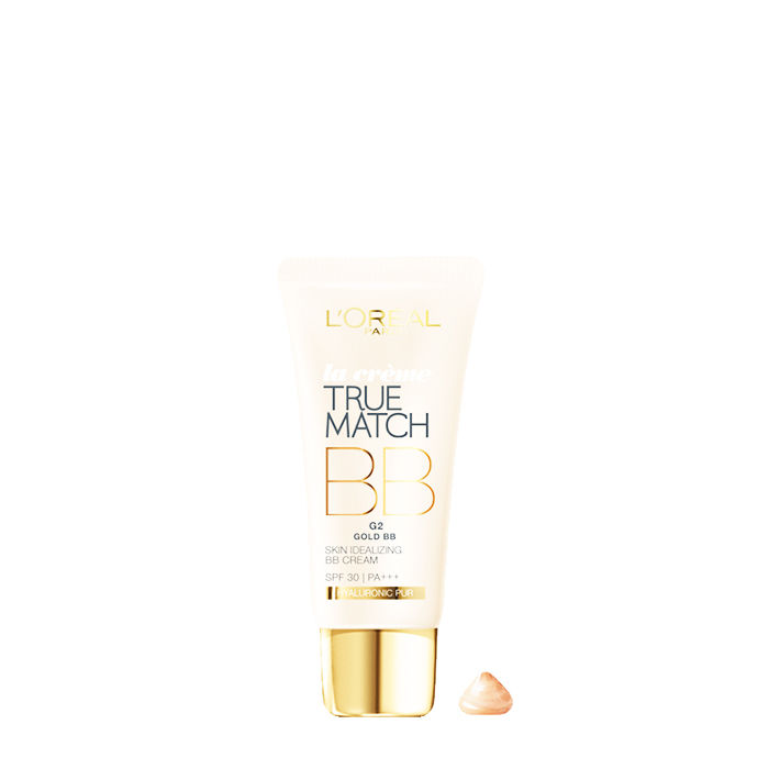 Buy L'oreal Paris True Match BB Cream G2 Gold (30 ml)-Purplle