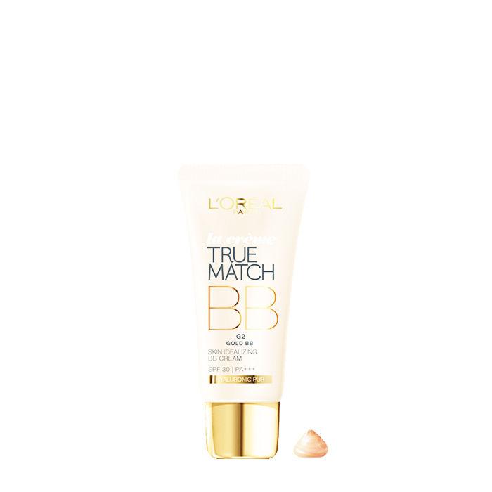 Buy L'oreal Paris True Match BB Cream G2 Gold (30 ml)-Purplle