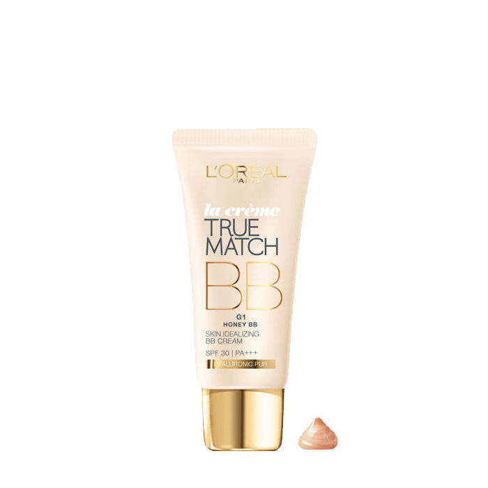 Buy L'Oreal Paris True Match BB Cream SPF 35 PA +++ G1 Honey (30 ml)-Purplle