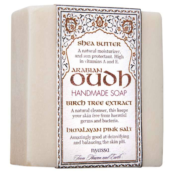Buy Nyassa Arabian Oudh Soap (150 g)-Purplle