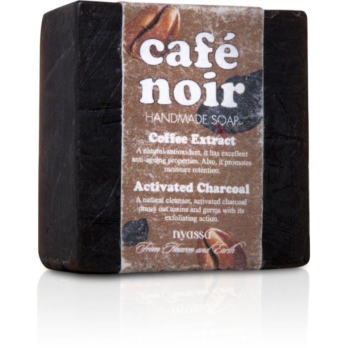 Buy Nyassa Cafe Noir Soap (150 g)-Purplle