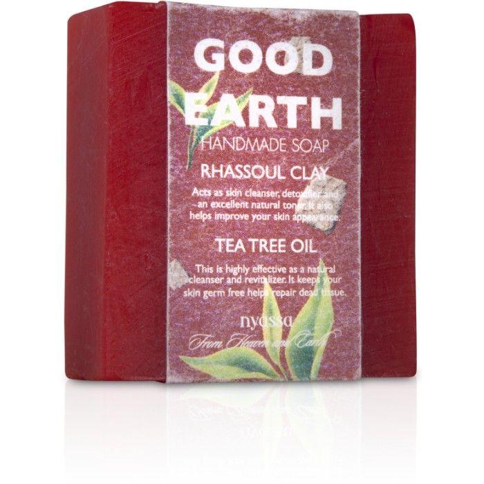 Buy Nyassa Good Earth Soap (150 g)-Purplle