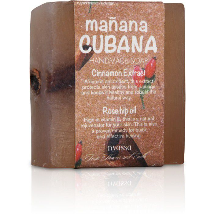 Buy Nyassa Manana Cubana Soap (150 g)-Purplle