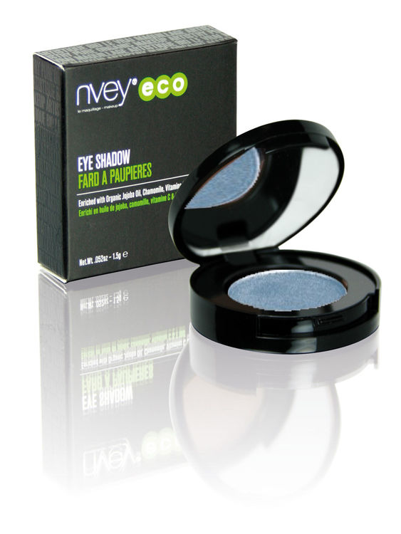 Buy Nvey Eco Midnight Blue Organic Eye Shadow-Purplle