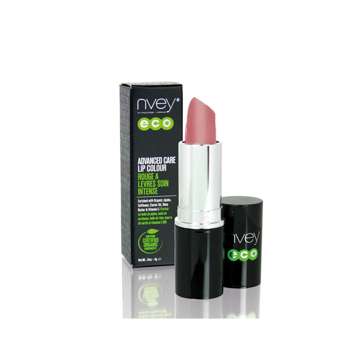 Buy Nvey Eco Organic Advanced Care Lipstick Fondness-Purplle