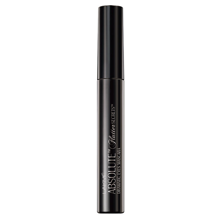 Buy Lakme Absolute Flutter Secrets Volumizing Mascara Black (7.5 ml)-Purplle
