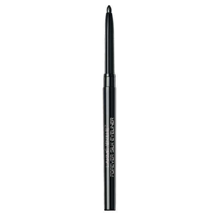 Buy Lakme Absolute Forever Silk Eyeliner Black Last (0.28 g)-Purplle