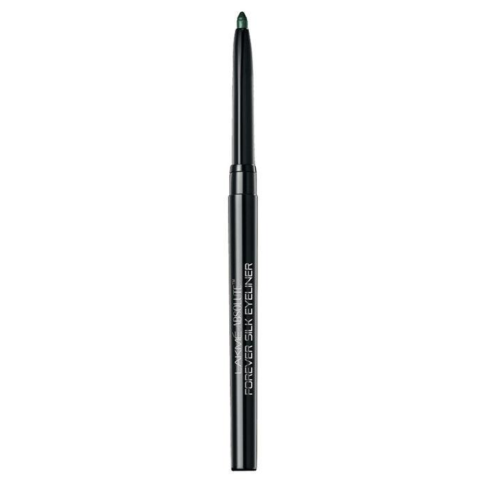 Buy Lakme Absolute Forever Silk Eyeliner Jaded Mint (0.28 g)-Purplle