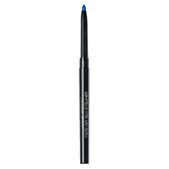 Buy Lakme Absolute Forever Silk Eyeliner Electric Violet (0.28 g)-Purplle