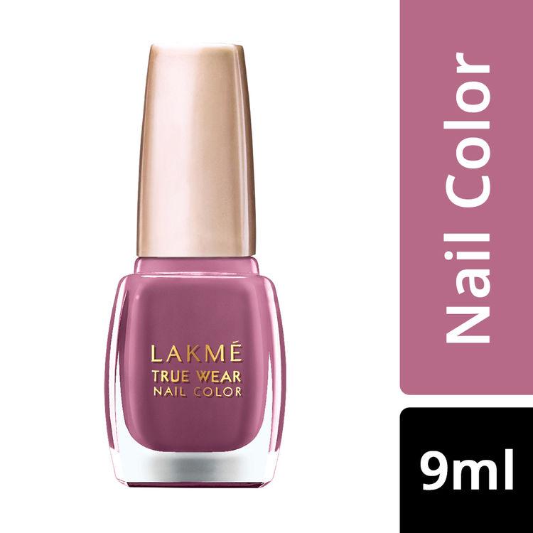 Buy Lakme True Wear Nail Color - Pinks N238 (9 ml)-Purplle
