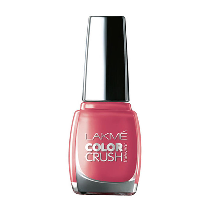 Buy Lakme True Wear Color Crush Nail Polish 17 (9 ml)-Purplle